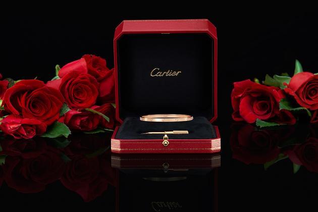 卡地亚红盒