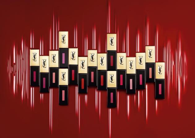 YSL圣罗兰唇釉-产品形象图