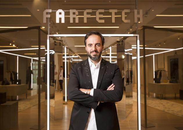 Farfetch CEO - Jose Neves