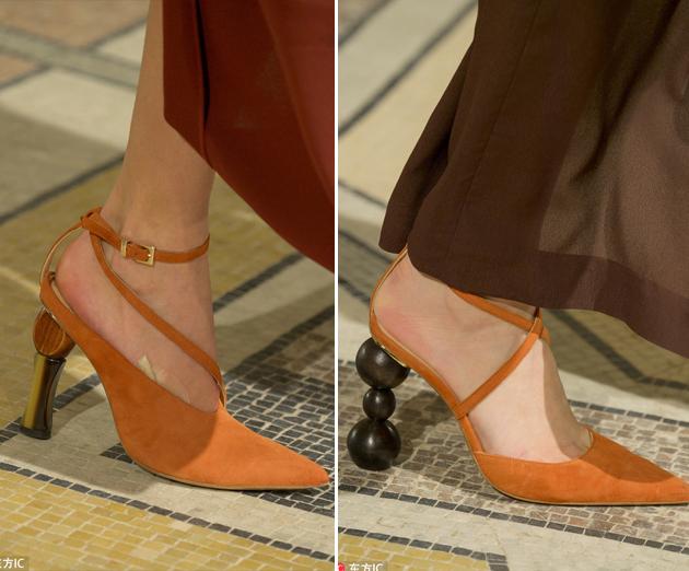 Jacquemus的鞋跟