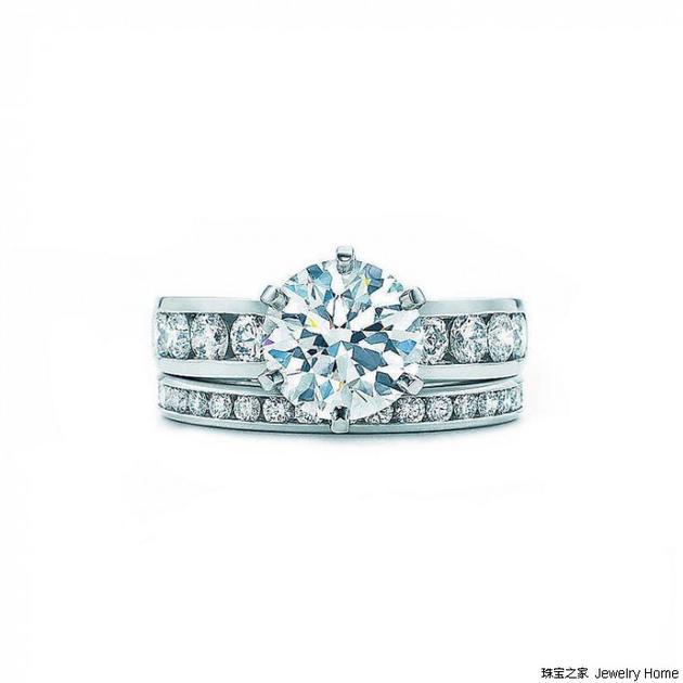 Tiffany & Co. 蒂芙尼 订婚戒指