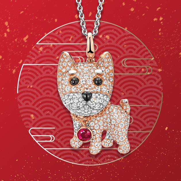 Qeelin 为Wang Wang系列增加了一名新成员—柴犬Shiba