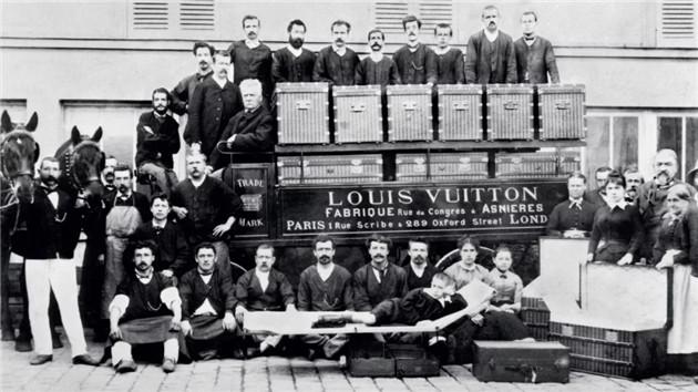 Louis Vuitton制造工坊