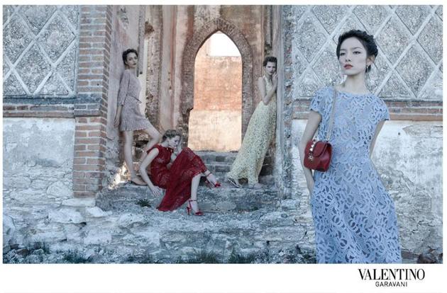 Valentino-2012春夏广告代言