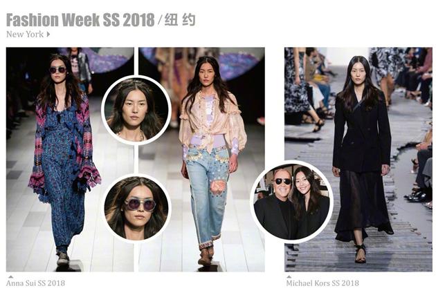 2018春夏纽约时装周(图片来源于网络)
