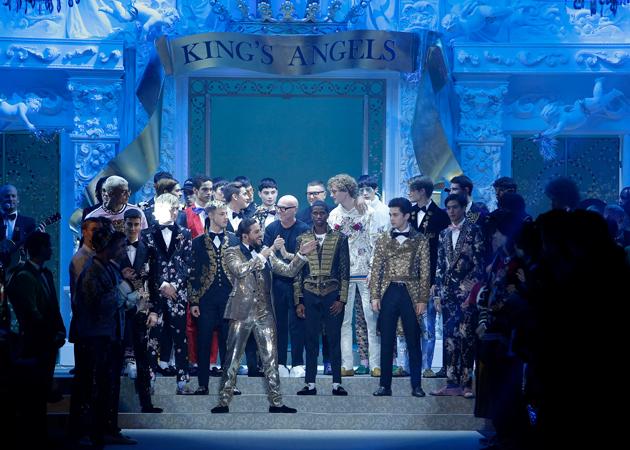 Dolce&Gabbana:天使之國