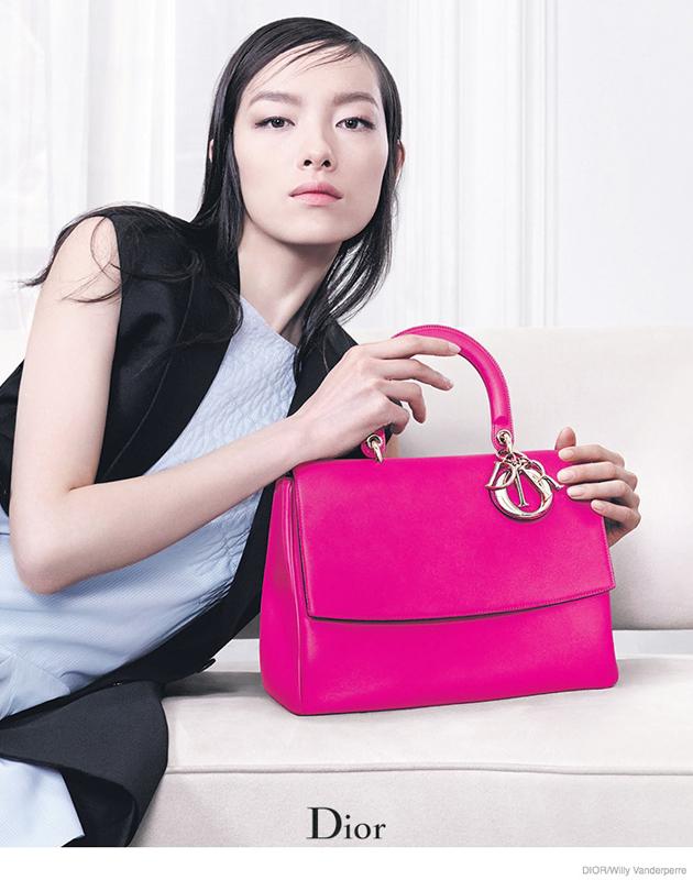 Dior-2014秋冬广告代言