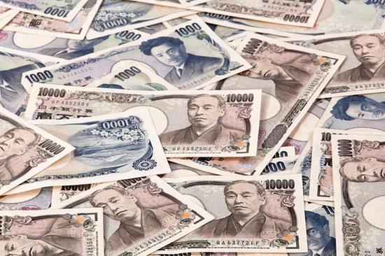 邦达亚洲:受避险资金青睐 日元刷新4日高位