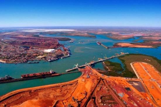 淡水河谷旗下里约热内卢铁矿石港口码头重开