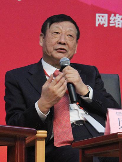 中国银行前首席经济学家曹远征(图片来源:新浪财经)