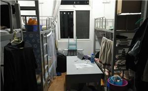 北京高校现床位出租热 租金是周边三分之一