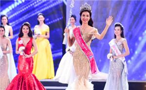 快来一睹2016越南小姐的芳容