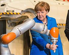 中国美的收购了德国的骄傲