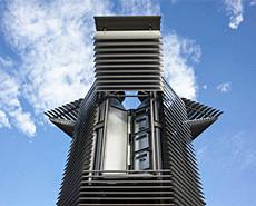 世界最大空气净化器落户北京