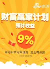 财富赢家计划 9%高收益理财 /