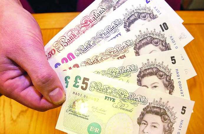 英国政治风险升温 两投行调低英镑及英央行加息预期