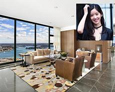 章泽天9300万卖澳洲豪宅