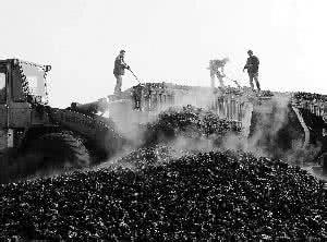 神华中煤等大型煤企表态降煤价 煤炭库存创新高