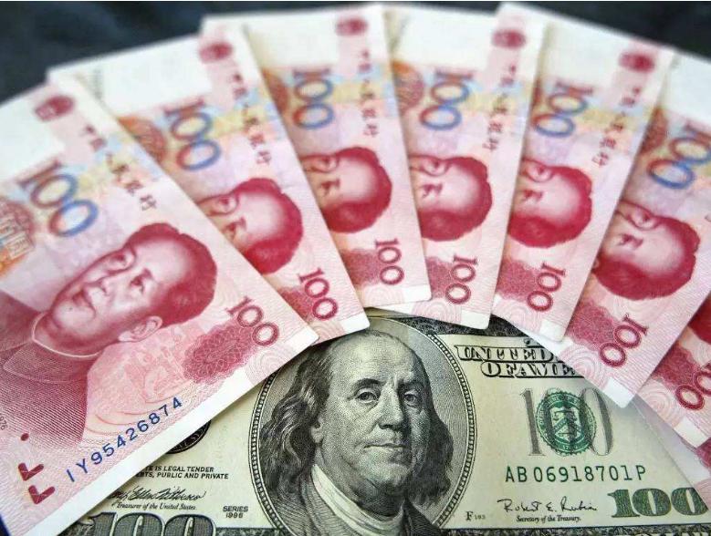 中国8月末央行外汇占款21.2万亿元人民币