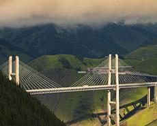 厉害了我的国!中国桥梁建设惊艳全球