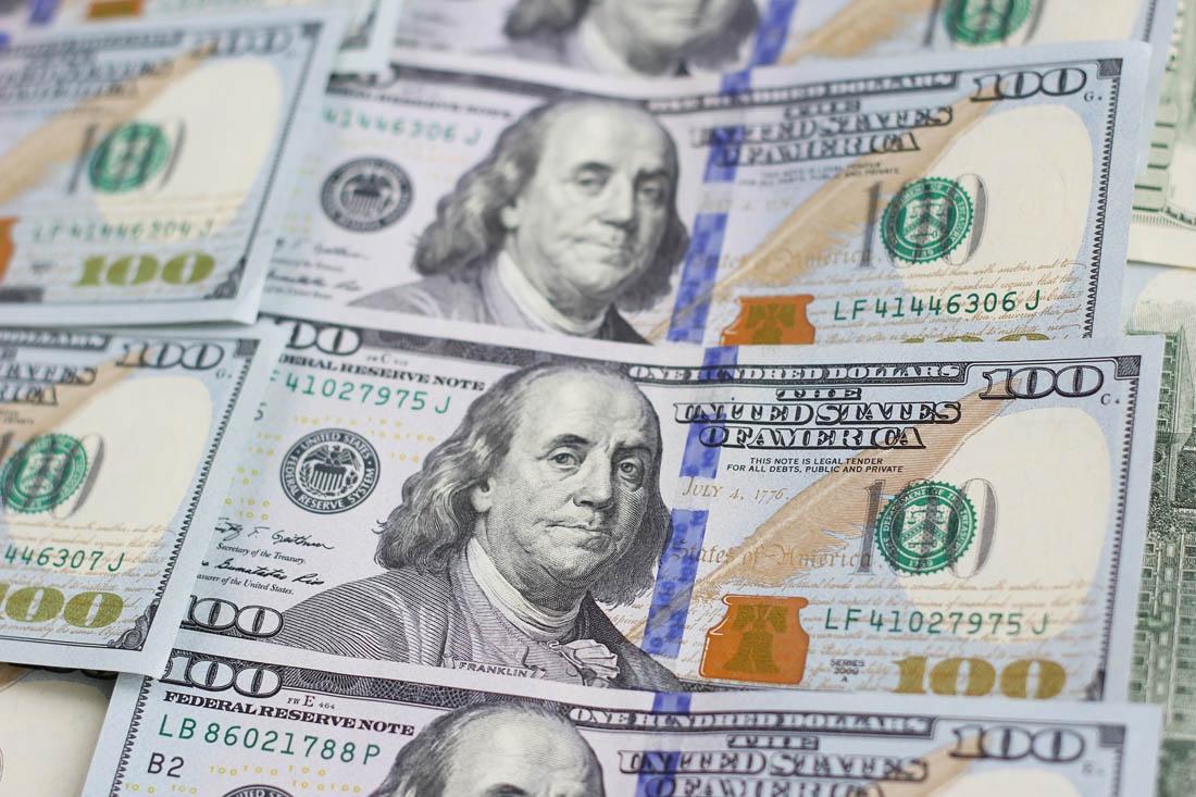 欧元/美元、英镑/美元、美元/日元、美元指数、现货黄金技术走势前瞻