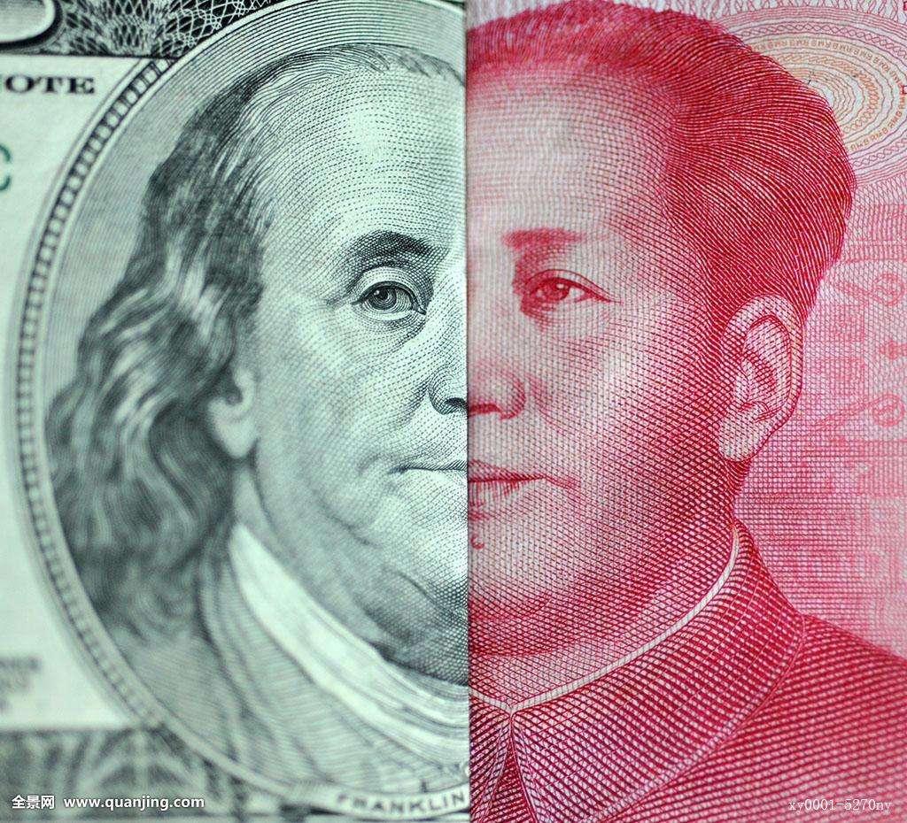 美元指数短线走弱 在岸人民币收报7.0165升值504点