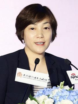 新浪总裁兼首席运营官杜红女士