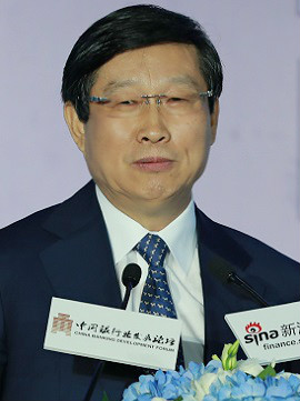 中国建设股票收益率原董事长王洪章