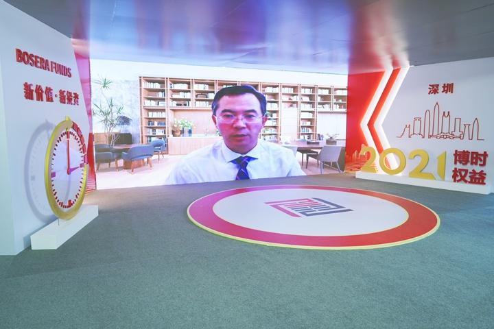 張龍 博時基金權益投委會主任委員