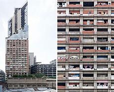 """摩天大楼变成""""世界最大垂直贫民窟"""""""