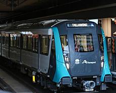 澳洲首条无人驾驶地铁在悉尼开通