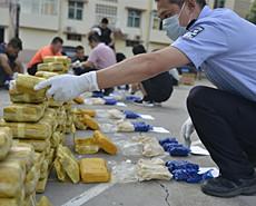 7千包冰毒被查 30名警察拆封拆了4小时