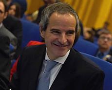 原子能机构批准阿根廷格罗西任总干事