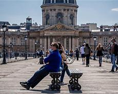 巴黎解封后的首個周末