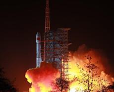 天通一號03星發射 中國航天迎2021開門紅