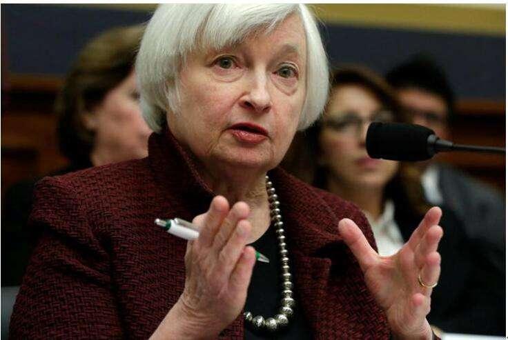 一文览尽耶伦证词要点 股债汇市场如何反应?