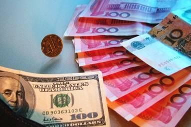 美元指数短线走弱 在岸人民币收报7.0071贬值209点