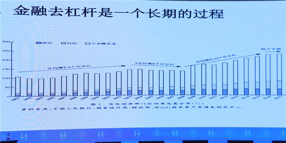 实体经济部门杠杆率及其分布(1993-2007)