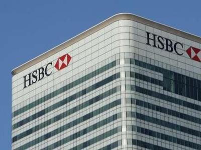 香港银行股跌势喘急 汇丰控股跌逾2%渣打集团下跌4%