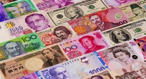 黄金、欧元、美元指数、英镑、日元及澳元技术分析