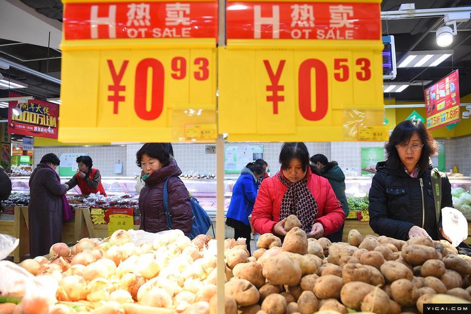 11月四川CPI环比负增长 鲜菜价格环比下降11%