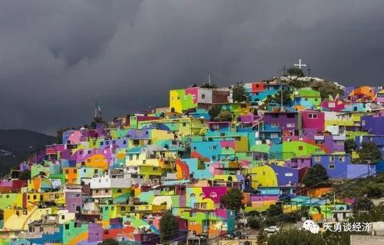 墨西哥�民窟改造