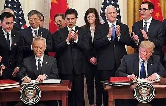 中发高 与论坛老朋友畅谈中美第一阶段经贸协议