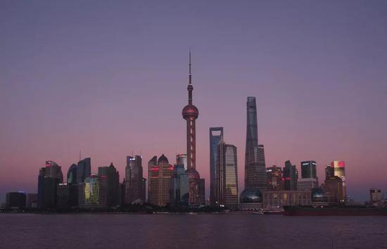上海写字楼市场降温 空置率创10年新高