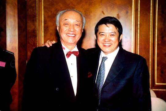 陈东升发文纪念中国第一位拍卖师高德明先生