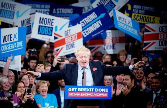英国大选在即英镑延续涨势 美元下挫至四个月低位
