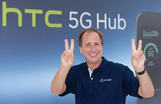 HTC官宣新CEO 王雪红仍担任董事长