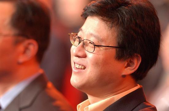 网易开创人 丁磊 | 视觉中国