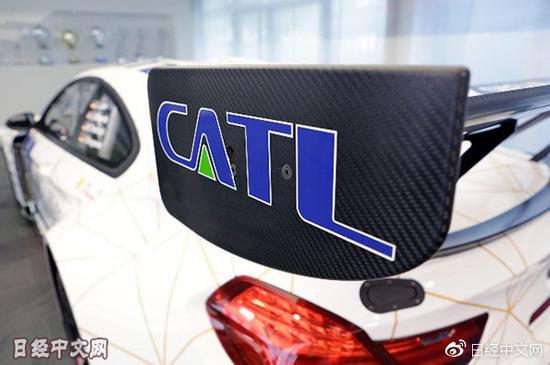 宁德时代(CATL)