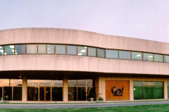 奧爾特加的第一家工廠照片